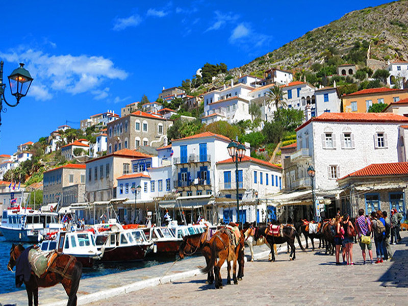 Hydra-Poros-Aegina ONE DAY CRUISE
